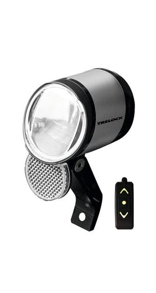 Trelock LS 906 BIKE-i prio+HBC - Éclairage pour dynamo - noir/argent